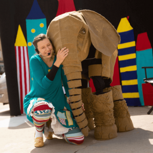 Jolie Canoli Storytelling & Theater - Children's Theatre / Puppet Show in West Bend, Wisconsin