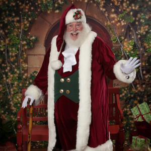 Jolly Santa Ray - Santa Claus in Huntsville, Alabama