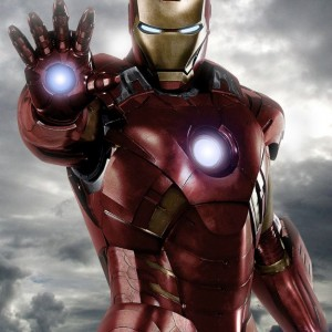 Jon Ruiz as Robert Downey Jr./Tony Stark/Iron Man - Impersonator in El Paso, Texas