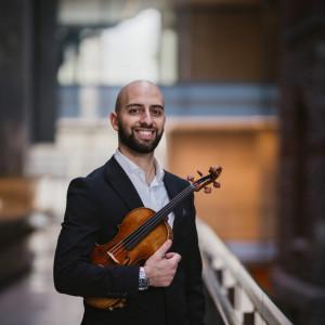 Jonathan Garabedian - Violinist / Classical Ensemble in Toronto, Ontario