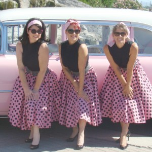 Jonnie Fox and the Satinettes - Oldies Music in Temecula, California
