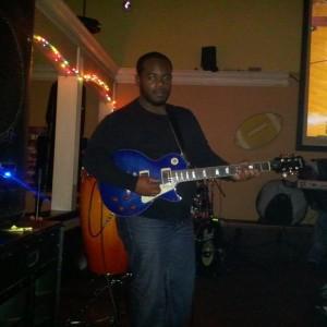 Jordan Chase - Guitarist in Baldwin City, Kansas