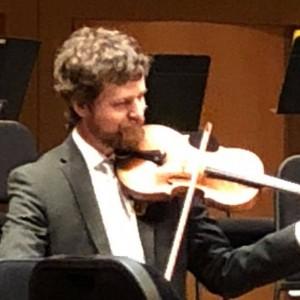 Jordan Musgrave - Violinist in Memphis, Tennessee