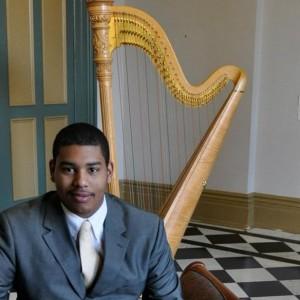 Jordan Thomas - Harpist in Chicago, Illinois