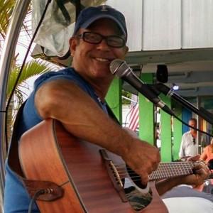 Jordy Christo Acoustic Guitar Singer
