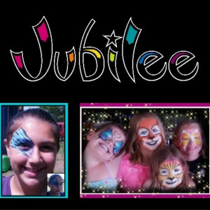Jubilee - Face Painter in Milwaukee, Wisconsin