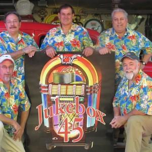 Jukebox 45 - 1960s Era Entertainment in Greenville, South Carolina
