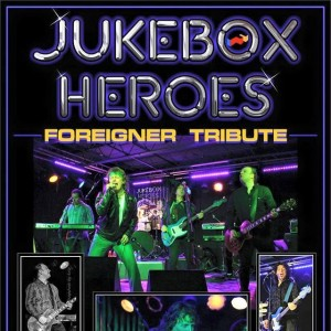 Jukebox Heroes: Tribute to Foreigner