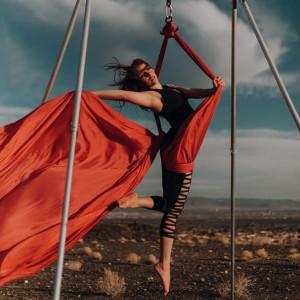 Julia Shuster - Aerialist / Circus Entertainment in Albuquerque, New Mexico