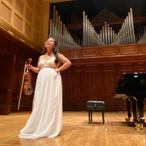 Julie Saxton, violinist - Violinist in Marietta, Georgia