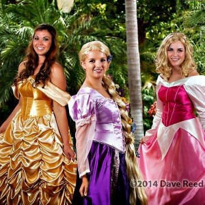 Julie's Party People - Princess Party / Balloon Twister in San Diego, California