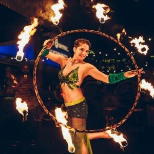 Juniper - Fire Performer / Variety Entertainer in Houston, Texas