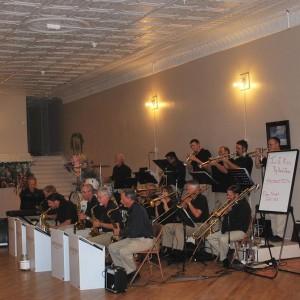 Just For Kicks Professional Big Band Jazz