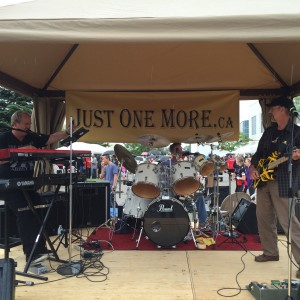 Just One More - Classic Rock Band in Toronto, Ontario