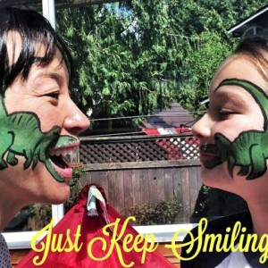 Just Keep Smiling - Face Painter / Balloon Twister in Surrey, British Columbia