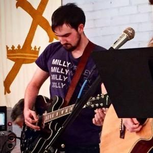 Kaleb Tillman - Guitarist / Sound Technician in Milledgeville, Georgia