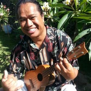 Kamaki Keawe - Hawaiian Entertainment in Huntington Beach, California