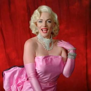 Karen as Marilyn - Marilyn Monroe Impersonator in Spanaway, Washington
