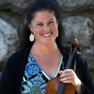 Karen Burciaga, violinist and fiddler - Violinist in Boston, Massachusetts