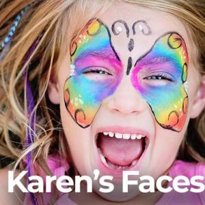 Karen's Faces - Face Painter / Body Painter in Danville, Illinois