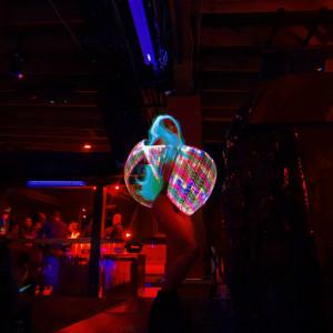 Kashmir Rose - Hoop Dancer in Nashville, Tennessee