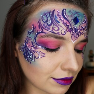 Kasia Nowik Art:Face Painting, Caricature, & More! - Face Painter in Los Angeles, California