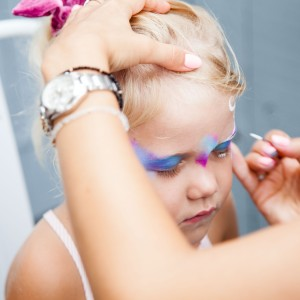 Kate and Faces - Face Painter / College Entertainment in San Diego, California