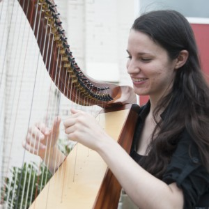 Katherine Hill - Harpist / Celtic Music in Franklin, Tennessee