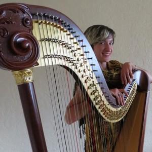 Kathlyn Kinney - Harpist in Spokane, Washington