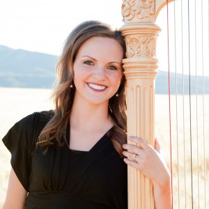 Kathryn the Harpist - Harpist in Gilbert, Arizona