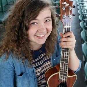 Katie Berger - Ukulele Player / Beach Music in Nashville, Tennessee