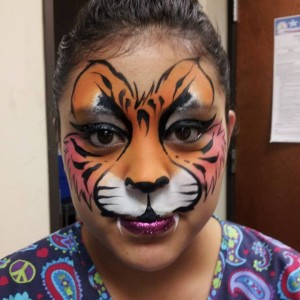 Katy Girres Face/Body Painting - Face Painter in Rowlett, Texas