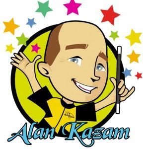 Alan Kazam - Magician / Corporate Magician in Kalamazoo, Michigan
