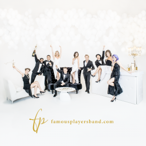 Famous Players Band - Dance Band / Pop Music in Vancouver, British Columbia