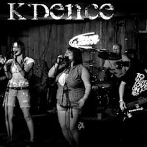 K'dence - Rock Band in Florence, South Carolina