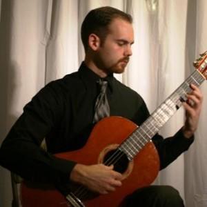 Keith Deuser - Classical Guitarist in Suwanee, Georgia