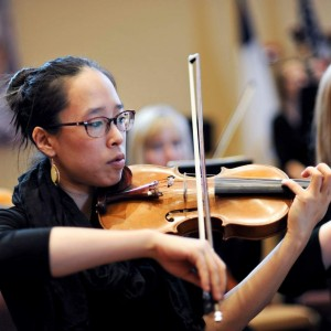 Kelly Carter - Violinist in Minneapolis, Minnesota