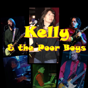 Kelly & the Poor Boys female-fronted CCR - Creedence Clearwater Revival Tribute in North Smithfield, Rhode Island