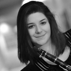 Kelsey Paquin - Clarinetist in Greensboro, North Carolina