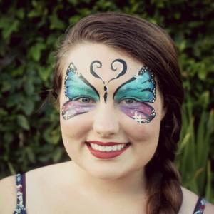 Kelsey's Colors - Face Painter in Vista, California