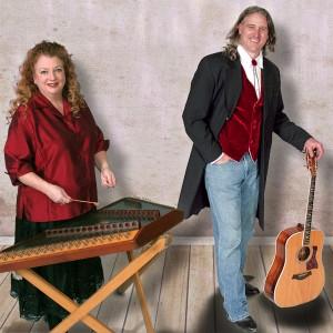 Kendra Ward and Bob Bence - Acoustic Band in Bidwell, Ohio