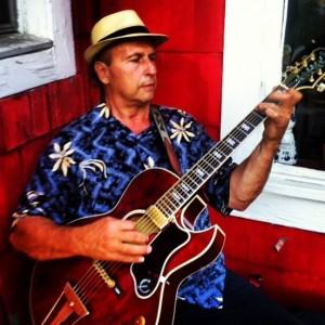Kenneth Rokicki - Jazz Band in Bellows Falls, Vermont