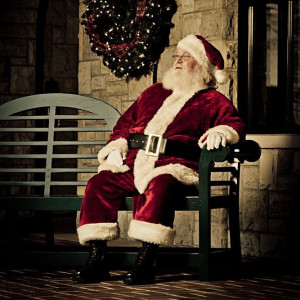 Kentucky Santa (Teddy Santa Teater) - Santa Claus in Lexington, Kentucky