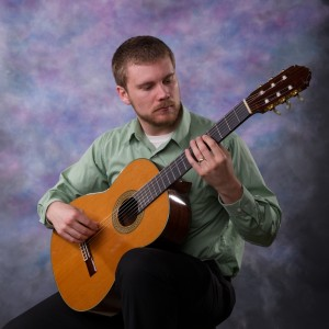 Kevin Brown Guitar - Classical Guitarist in West Chicago, Illinois