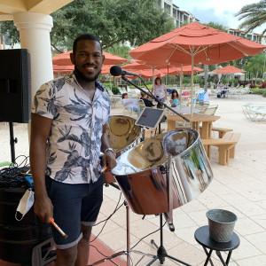 Kevin Romans - Steel Drum Player in Orlando, Florida