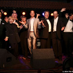 """""""Kevin Sings Johnny: A Tribute to Johnny Mathis"""" - Tribute Band in Los Angeles, California"""
