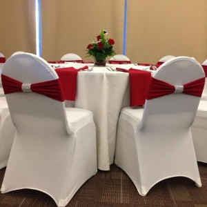 KG Favors - Linens/Chair Covers / Party Rentals in Providence, Rhode Island