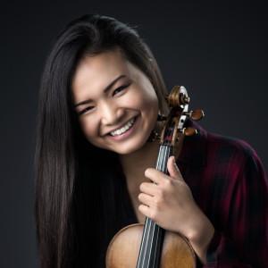 Kiarra Saito-Beckman - Violinist in Cleveland, Ohio