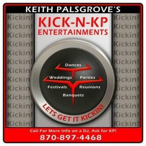 Kick-N-KP Entertainments - Mobile DJ / Photo Booths in Jonesboro, Arkansas