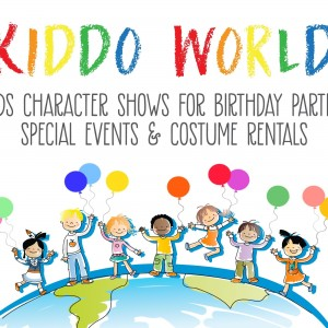 Kiddo World - Children's Party Entertainment in San Jose, California